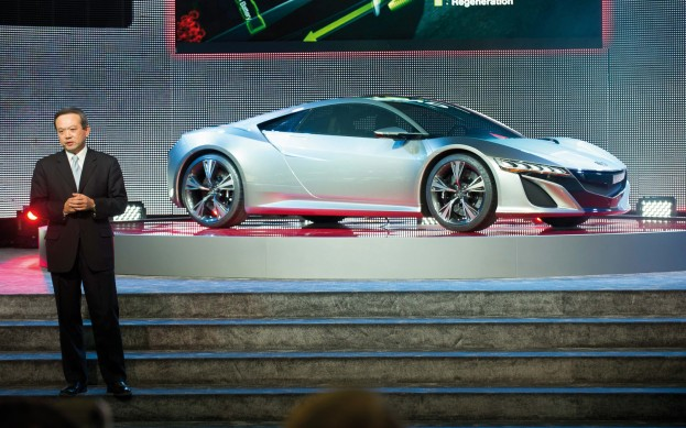 Honda Reveals Future Of Earth Dreams And The Nsx Klein