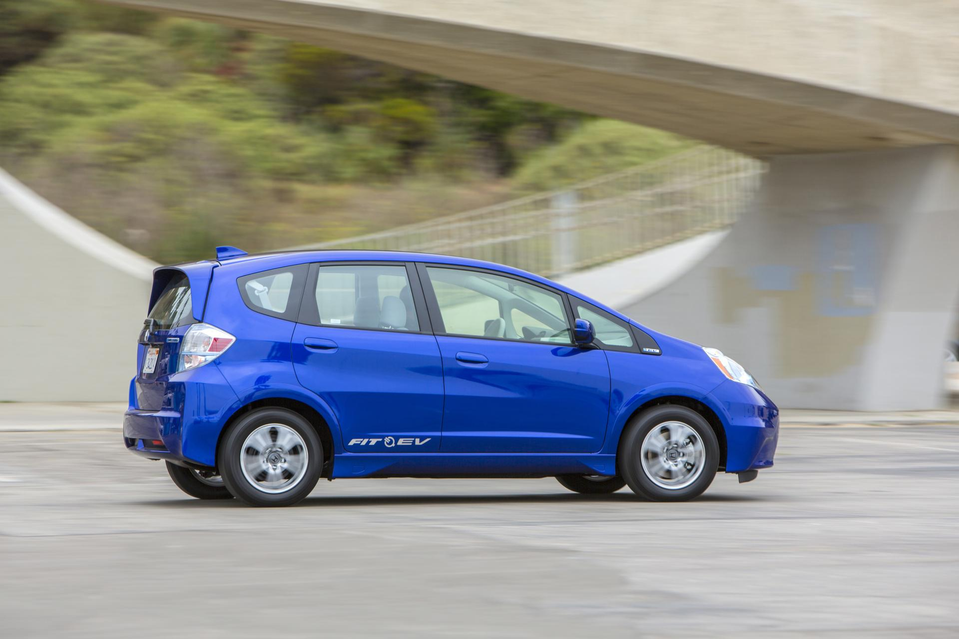 The 2013 Honda Fit Ev In Everett Klein Honda Blogs