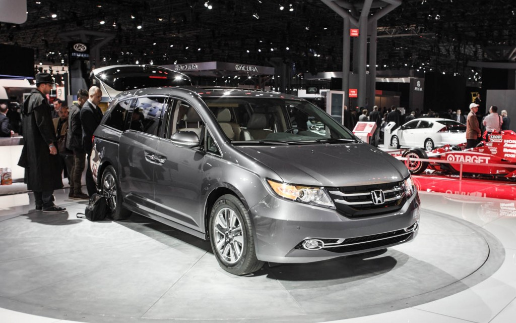 2014 Honda Odyssey for Sale in Everett