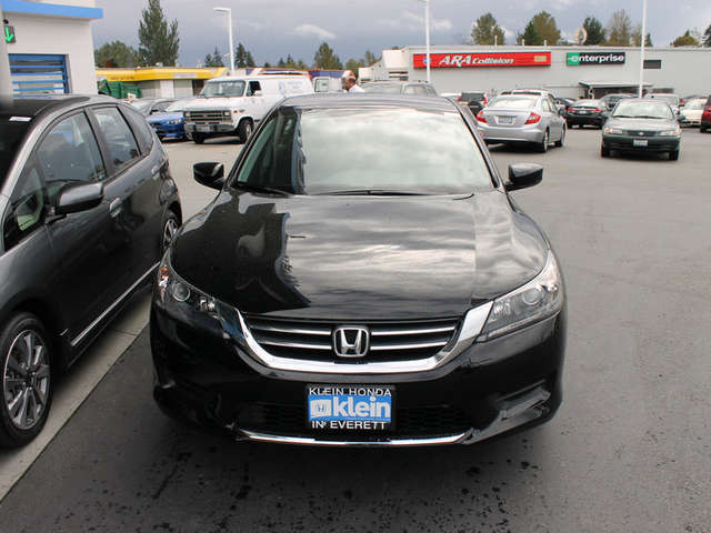 2014 Honda Accord I4 Available in Everett