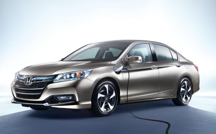 2014 Honda Hybrids Available in Everett