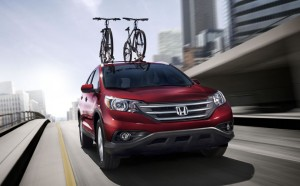 Lease a 2014 Honda CR-V in Everett