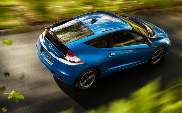 Lease a 2014 Honda CR-Z in Everett