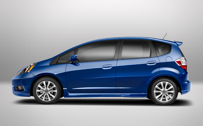 Lease a New Honda Fit near Seattle