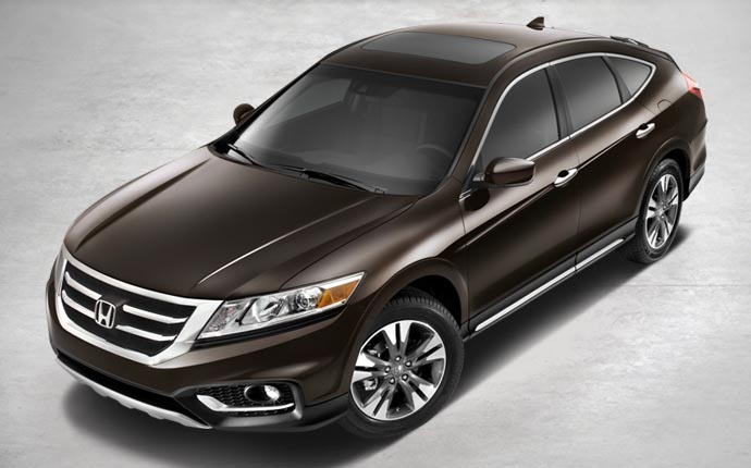 2014 Honda Crosstour near Seattle