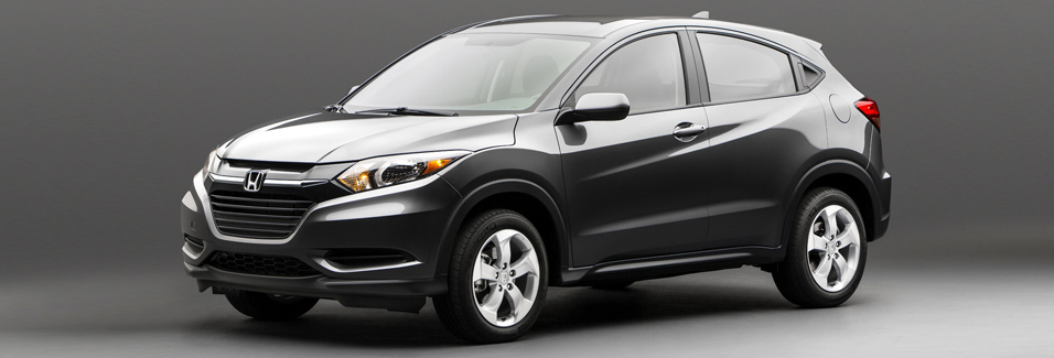 Debuting the New Honda HR-V