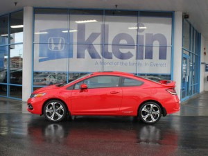 2015 Honda Civic Coupe Now in Everett