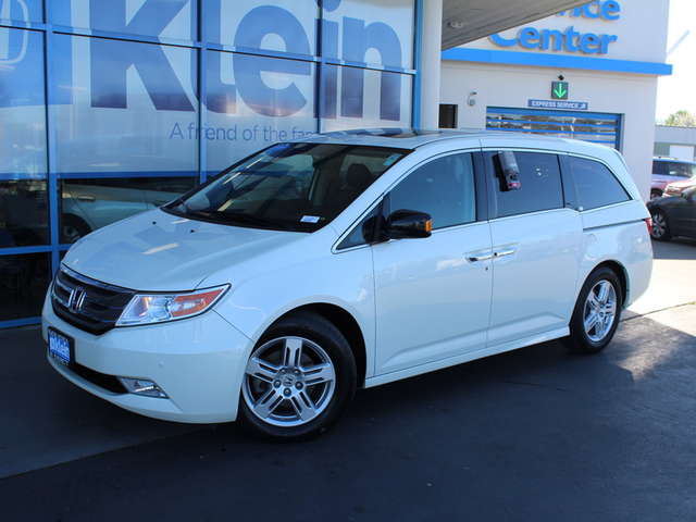 Certified pre owned honda available in everett klein for Certified used honda odyssey