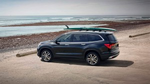 2016 Honda Pilot Soon in Everett