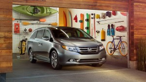 2016 Honda Odyssey Available near Seattle