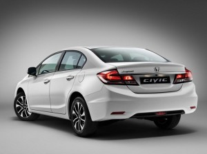 Honda Civic Sedan 2013 Euro-spec