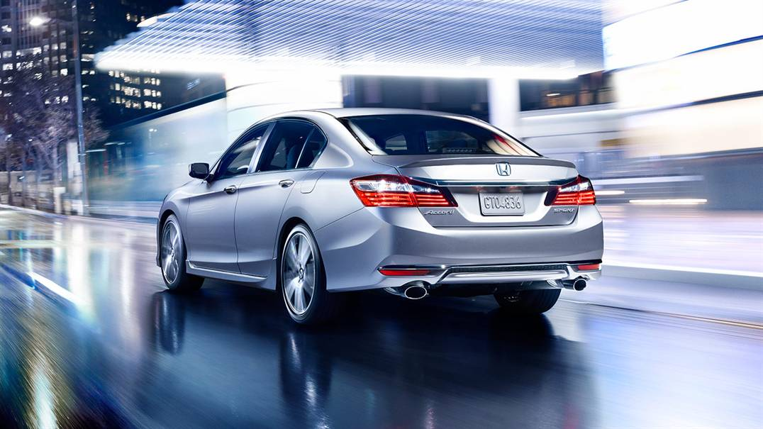 mfg 2016 Honda Accord - B