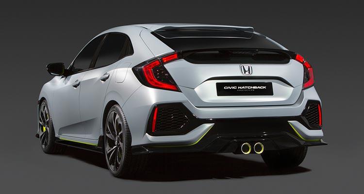 2017 Honda Civic Hatchback Arriving Soon In Everett