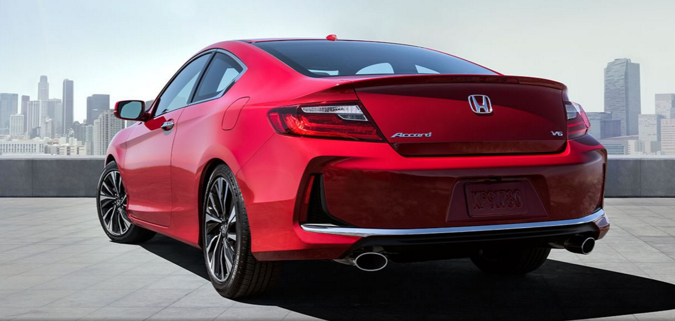 2017 Honda Accord Coupe Coming Soon » Klein Honda Blogs - Honda ...
