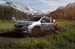 2017 Honda Ridgeline Available in Everett