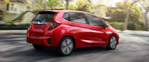 2017 Honda Fit Available in Everett