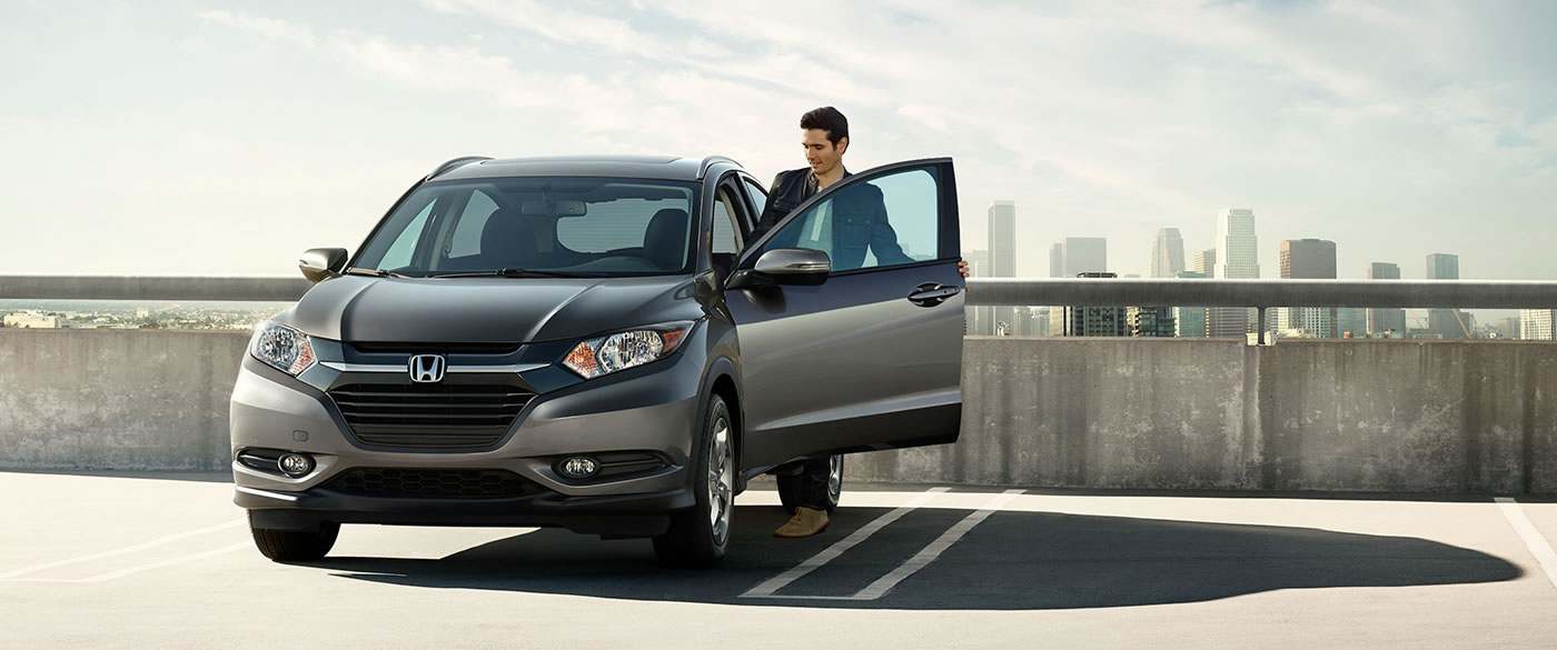 2017 Honda HR-V Available in Everett