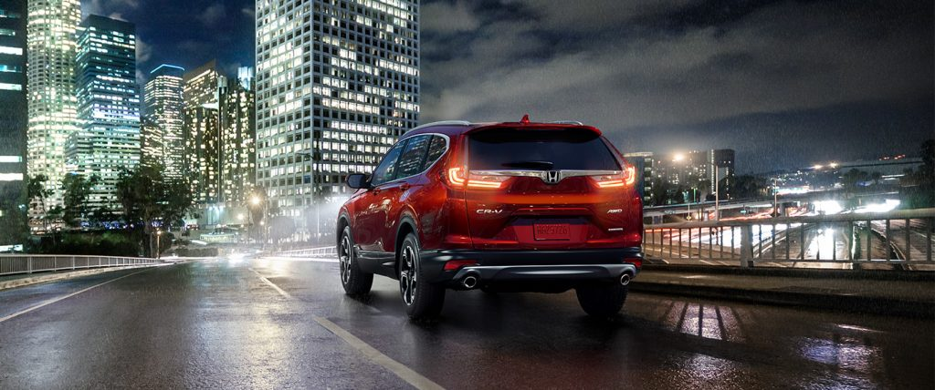 2017 Honda CR-V Available in Everett