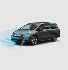 2018 Honda Odyssey Coming Soon to Everett
