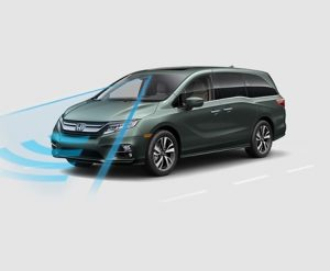 2018 Honda Odyssey Coming Soon to Seattle